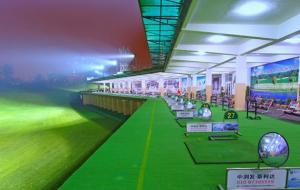 北京天弓高尔夫俱乐部练习场