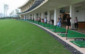 天津龙海国际高尔夫练习场