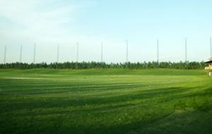 江苏南京钟山国际高尔夫练习场
