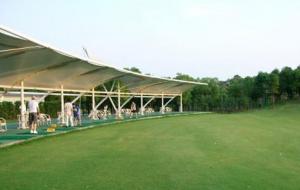 江苏张家港暨阳湖休闲公园高尔夫练习场