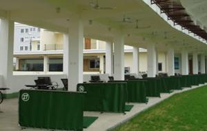 广西南宁环城高尔夫球俱乐部练习场