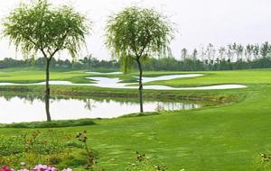 北京清河湾高尔夫后18洞