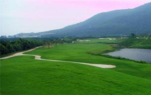 广东潮州万豪高尔夫球场