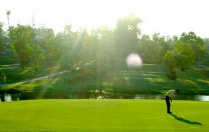 海南海口美兰高尔夫俱乐部