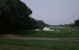 北京清河湾高尔夫球场B场(后18洞)