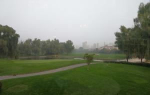 北京万柳高尔夫球场