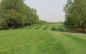 江苏苏州常熟尚湖高尔夫球场