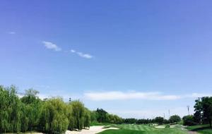 江苏南京龙山湖高尔夫球场