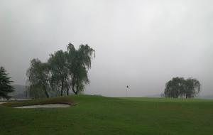 浙江杭州富春山居高尔夫球场
