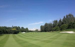 安徽宣城白马山庄高尔夫俱乐部