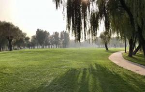 山东威海天益高尔夫球场