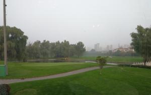 山东威海锦湖韩亚高尔夫球场