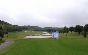 湖北武汉金银湖高尔夫球场