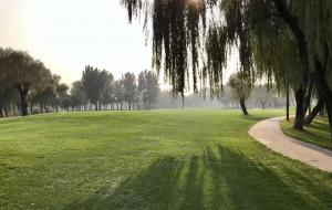 湖北飞鹭林高尔夫球场