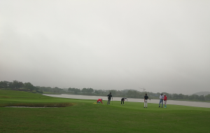 湖北武汉驿山高尔夫球场