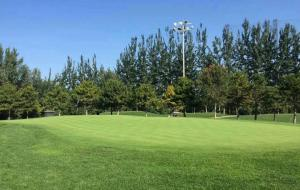湖南常德桃花源高尔夫球场
