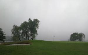 广东东莞长安乡村高尔夫球场