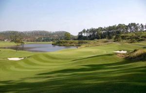 广东珠海国际高尔夫球场