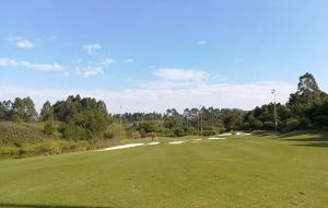 韩国生态乐园高尔夫球场