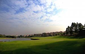 泰国加桑昆塔高尔夫球场 Gassan Khuntan Golf & Resort