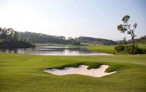 泰国清迈高山高尔夫球场 Alpine Golf Resort Chiang Mai
