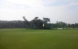 广西北海嘉和冠山海高尔夫球场