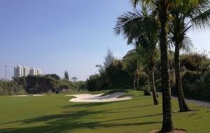海南海口西海岸高尔夫俱乐部