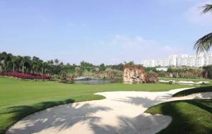 海南海口富力红树湾高尔夫球会