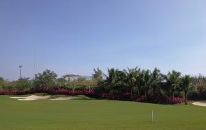 海南海口南洋河高尔夫球会