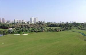 海南三亚红峡谷高尔夫俱乐部