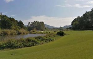 陕西西安国际高尔夫球场