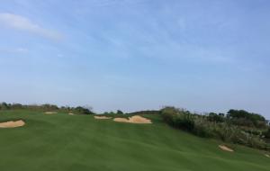 云南西双版纳勐巴拉高尔夫球场