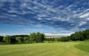安徽合肥名流紫蓬湾高尔夫球场