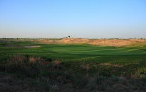 宁夏银川颐和乡村高尔夫(南沙漠场)