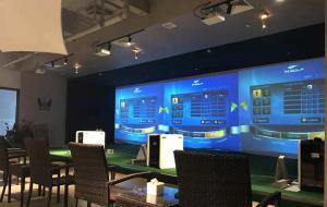 北京City室内高尔夫球馆