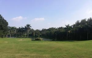 广东广州仙村国际高尔夫球场