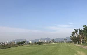 广东珠海东方高尔夫球场