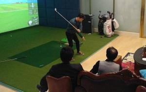 北京红鹰室内高尔夫俱乐部