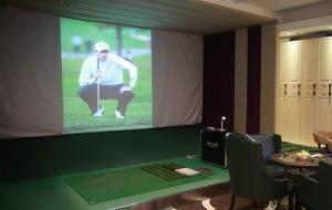北京72杆室内高尔夫俱乐部